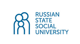 Russian State Social University, logo